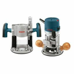 Bosch 1617EVSPK 12 Amp 2.25 HP Combination Plunge and Fixed-