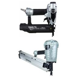 Hitachi 18-Gauge 5/8-Inch to 2-Inch Brad Nailer with 2-Inch