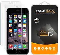 Supershieldz for iPhone 6 / 6S Tempered Glass Screen Protec