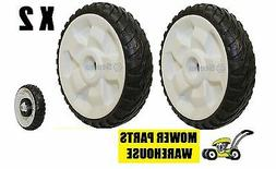 """NEW REPLACEMENT TORO 8 INCH REAR WHEELS DRIVE WHEELS 22"""" RE"""