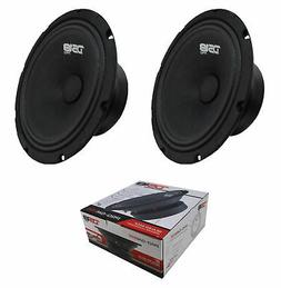 DS18  PRO-GM8SE 8 Inch Sealed Back Loud Speaker 8-Ohms - 960