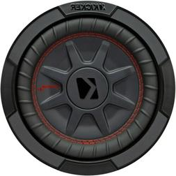 "KICKER 48CWRT82 CAR 8"" COMPRT SHALLOW SUBWOOFER SUB WOOFER D"
