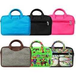 6 - 8 Inch Tablet Zipper Sleeve Travel Carry Case For Kindle