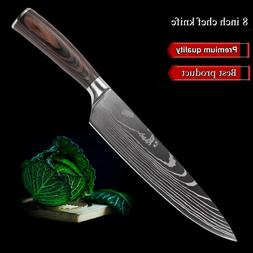8 inch kitchen chef meat cleaver slicing