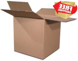 The Packaging Wholesalers 8 x 8 x 8 Inches Shipping Boxes, 2