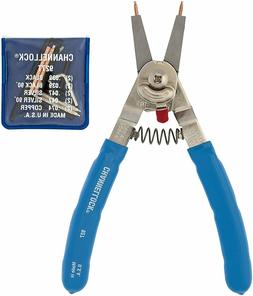 Channellock 927 8-Inch Snap Ring Plier | Precision Circlip R