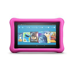 """All-New Fire 7 Kids Edition Tablet, 7"""" Display, 16 GB, Pink"""