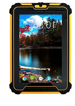 Android 7.1 Rugged Tablet PC, 8-Inch/with Zebra EM1350 1D La