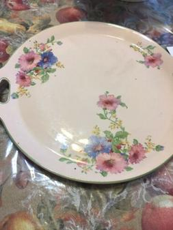 Antique Crooksville Pantry Bake In Ware Duckbill. 8 Inch And