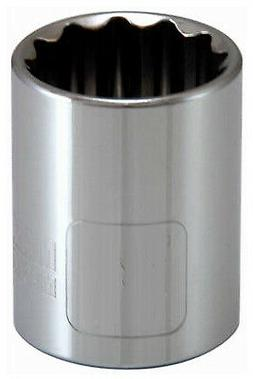 APEX TOOL GROUP-ASIA 1/2-Inch Drive 1-1/8-Inch 12-Point Sock