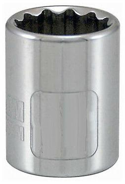 APEX TOOL GROUP-ASIA 3/8-Inch Drive 7/8-Inch 12-Point Socket