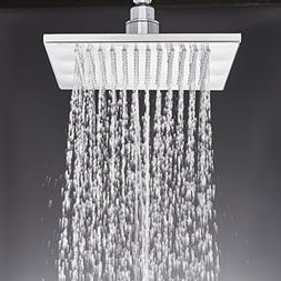 Rozin Bathroom Replacement Shower Head 8-inch Rainfall Top S