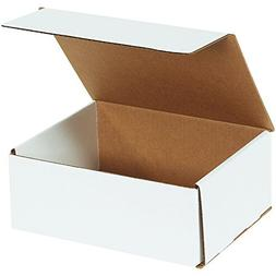 "Boxes Fast BFM1084 Corrugated Cardboard Mailers, 10"" x 8"" x"