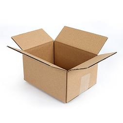 Small New Cardboard Delivery Boxes 100Pack 8x6x4 Packing Shi