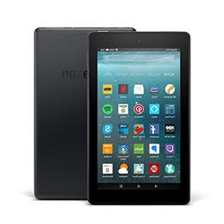 """Certified Refurbished Fire 7 Tablet with Alexa, 7"""" Display,"""