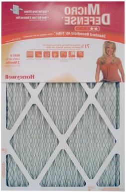 Honeywell CF108A1625/A CF108A1625 6-pack Air Filter 16-Inch