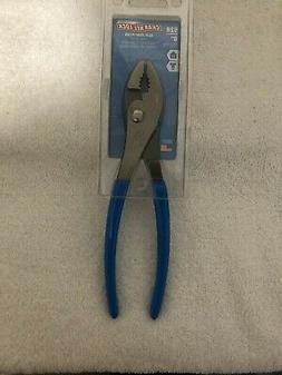 "CHANNEL LOCK 8"" INCH 528 SLIP JOINT PLIERS 1"" INCH JAW NEW"