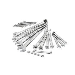 Craftsman 21-Piece Combination Inch Wrench Set