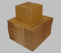 "8"" x 8"" x 4"" Corrugated Shipping Boxes"