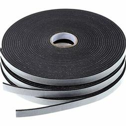 Tatuo Double Sided Foam Mounting Tape Adhesive Seal Tape, 1/