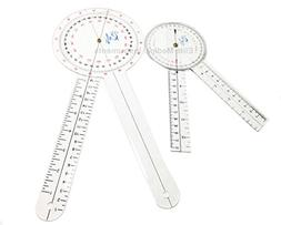 "EMI 12"" and 8"" Goniometer Set - 2 pieces EGM-427"