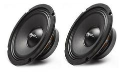 NEW SKAR AUDIO FSX8-8 8-INCH 8 OHM 350W MAX CAR PRO AUDIO S