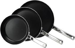 Farberware Gray 3-Piece Skillet Set