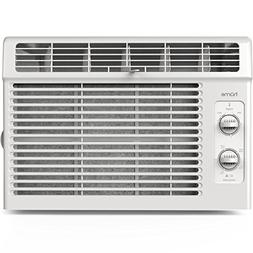 hOme 5000 BTU Window Mounted Air Conditioner - Compact 7-spe