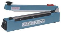"""16"""" Impulse Poly Bag Sealer w/ Cutter 8 mil Thickness 5 mm w"""