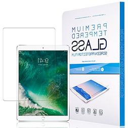 "iPad Pro 10.5"" Screen Protector, Dreamwireless Clear Tempere"