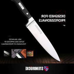 Kitchen Knife 8 Inch Chef Knife Stainless Steel Forged Non-s