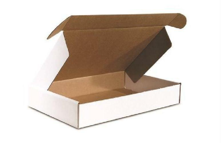 The Packaging Wholesalers 11-1/8 X 8-3/4 X 2 Inches Front Lo
