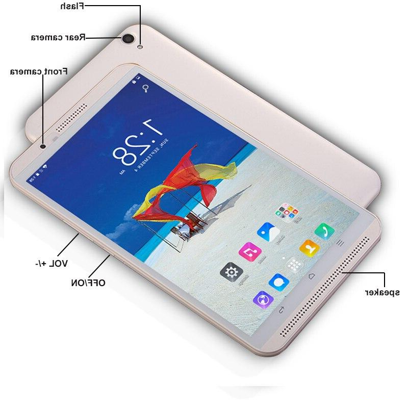 2019 new <font><b>8</b></font> tablet octa core RAM 6GB ROM 1280*800 IPS Bluetooth card 4G phone phablet