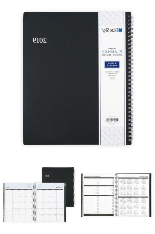 2019 Planner, Flexible Cover, Binding
