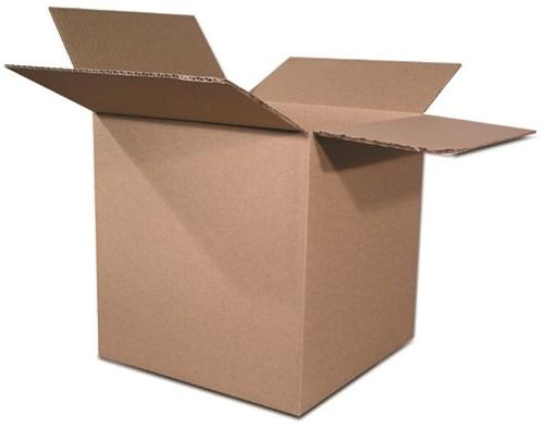 The Packaging Wholesalers 16 x 12 x 8 Inches Shipping Boxes,