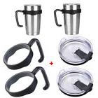 2PCS Handle & 2PCS Lid FOR 20OZ RTIC YETI Ozark Trail Ramble