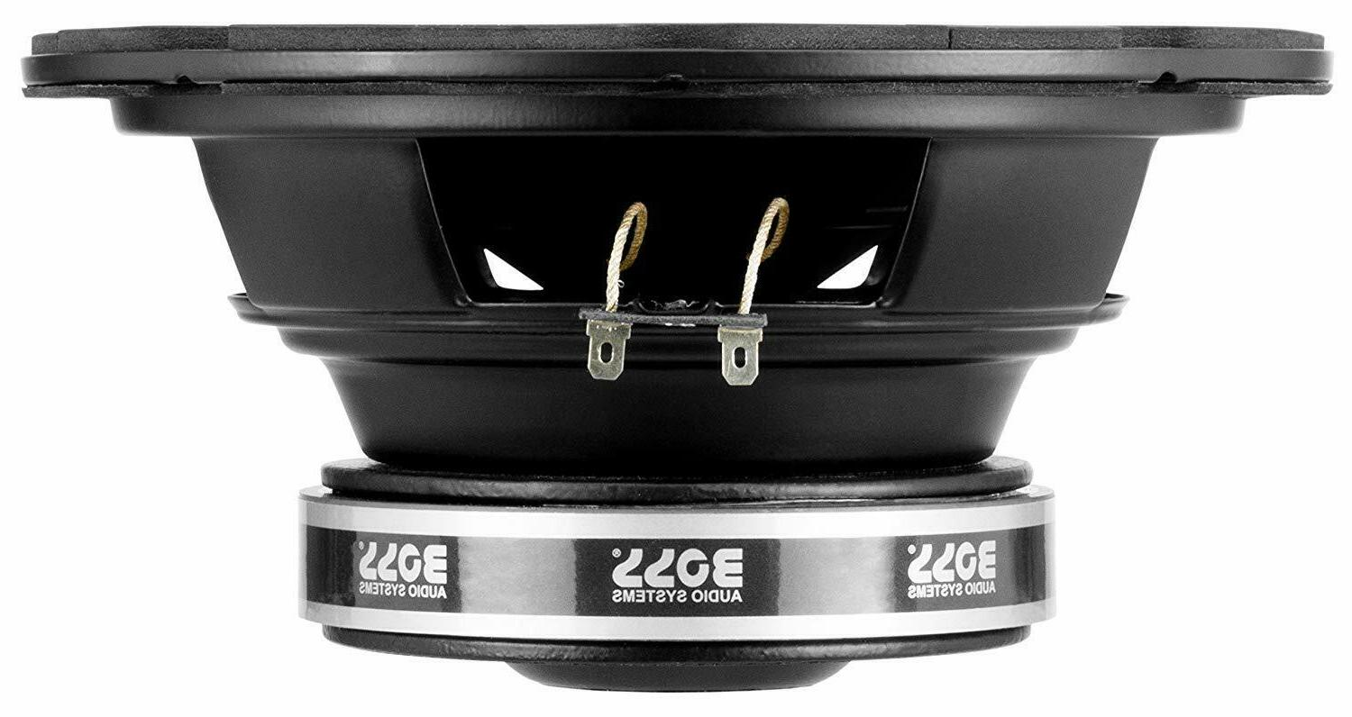 BOSS Systems Watts Car inch Single 4 Ohm Voice Coil