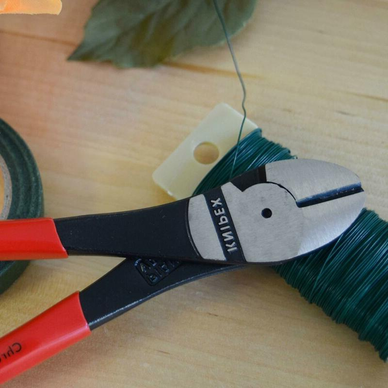 Knipex 200, 8-Inch Angled Cutters