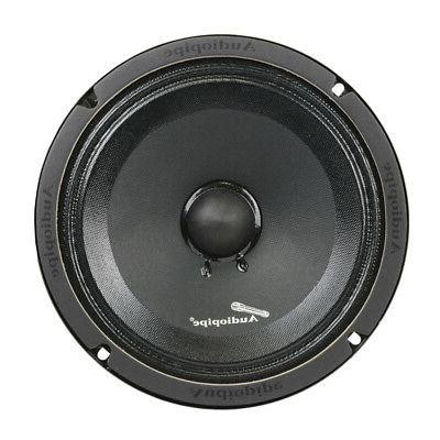 Audiopipe Inch 250 Watt Low Midwoofer Loudspeaker
