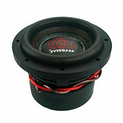 8 Car Subwoofer Dual 4 Ohm 1400W Hippo XL
