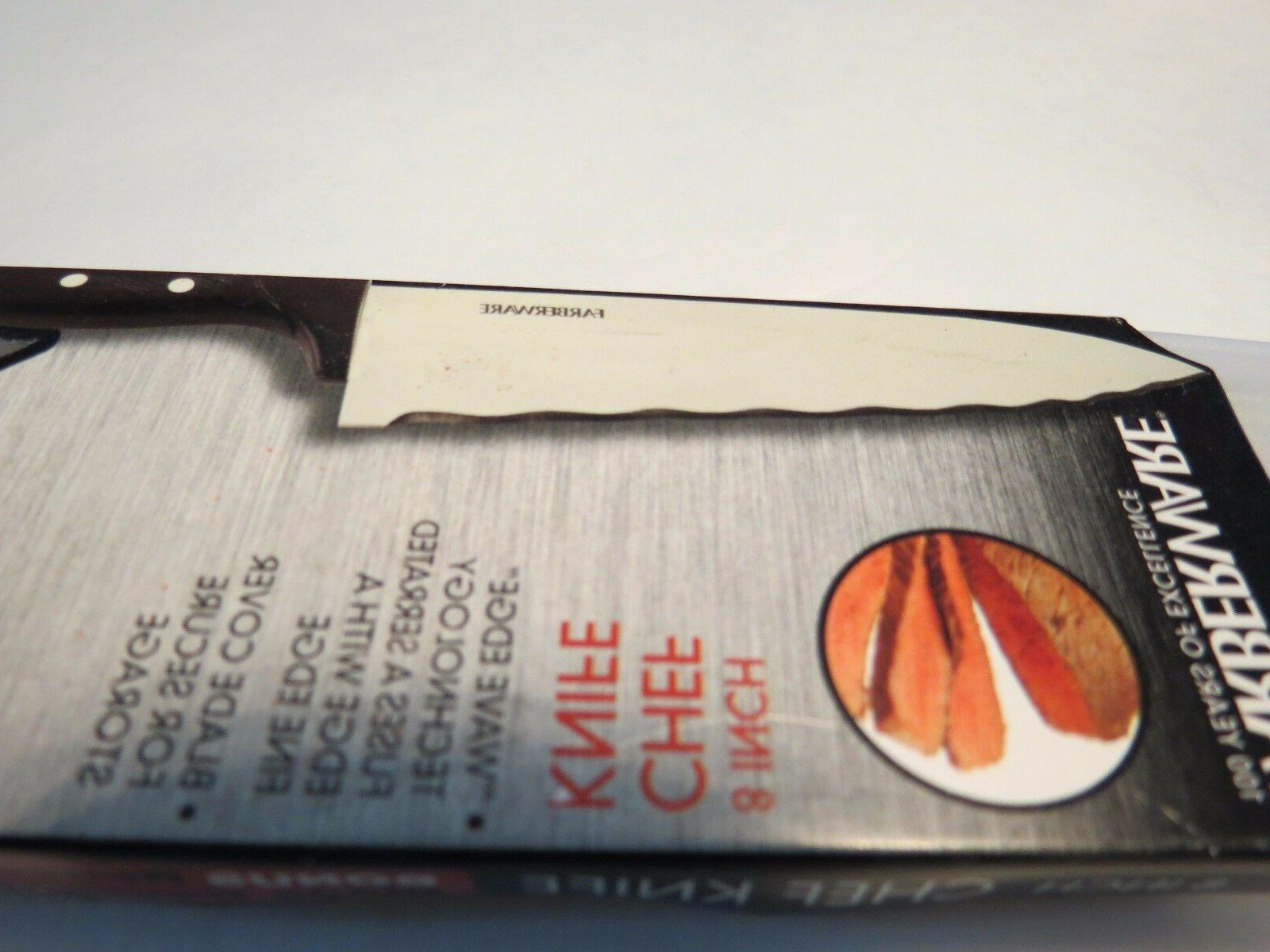 Farberware inch knife includes knife cover Brand new -