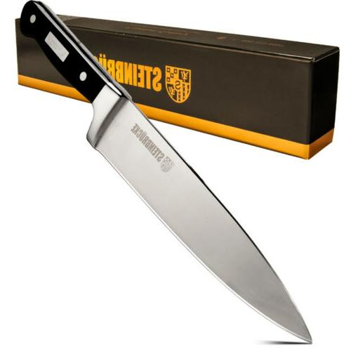 Super Sharp Chef Knife 8 inch High Carbon German Stainless S