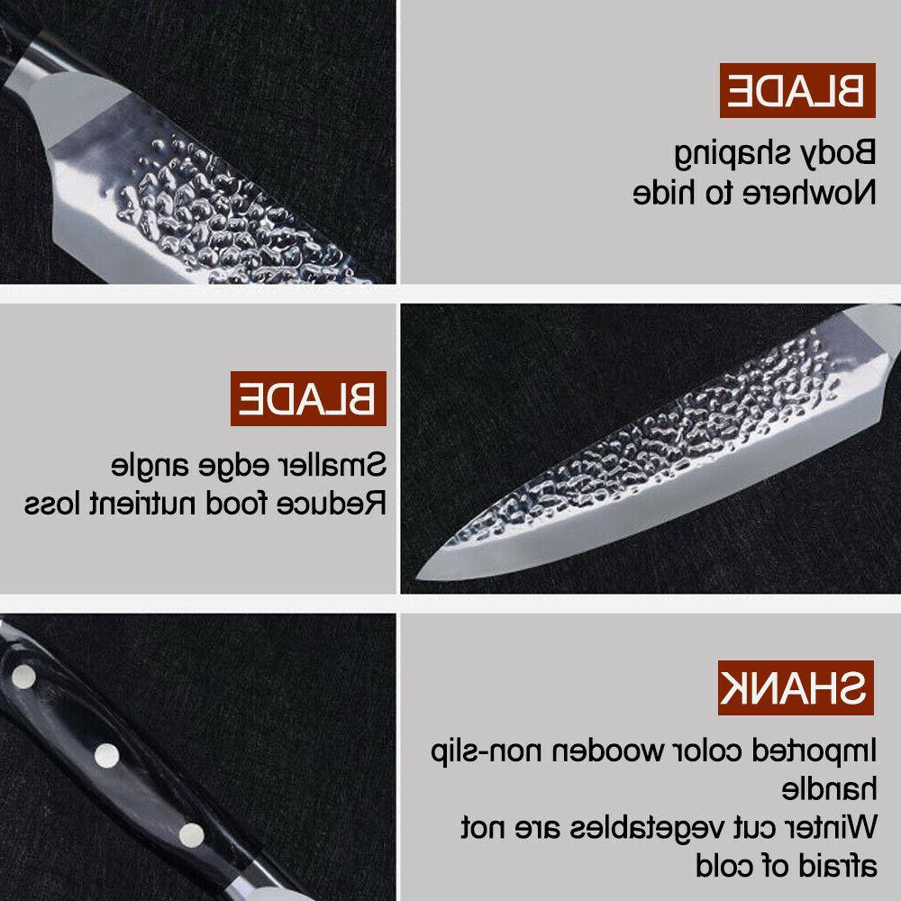 """8"""" inch Professional Knives German Kitchen"""