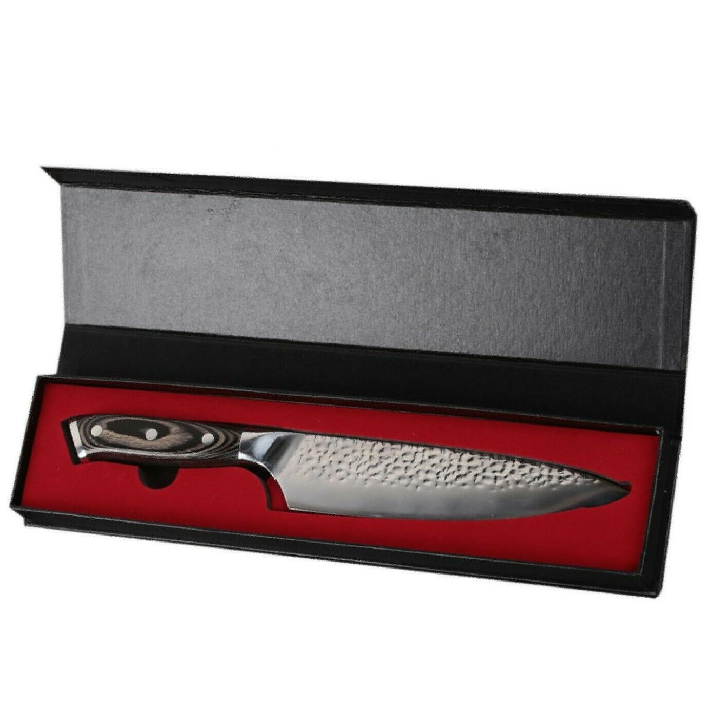 8 inch professional chef knives german steel