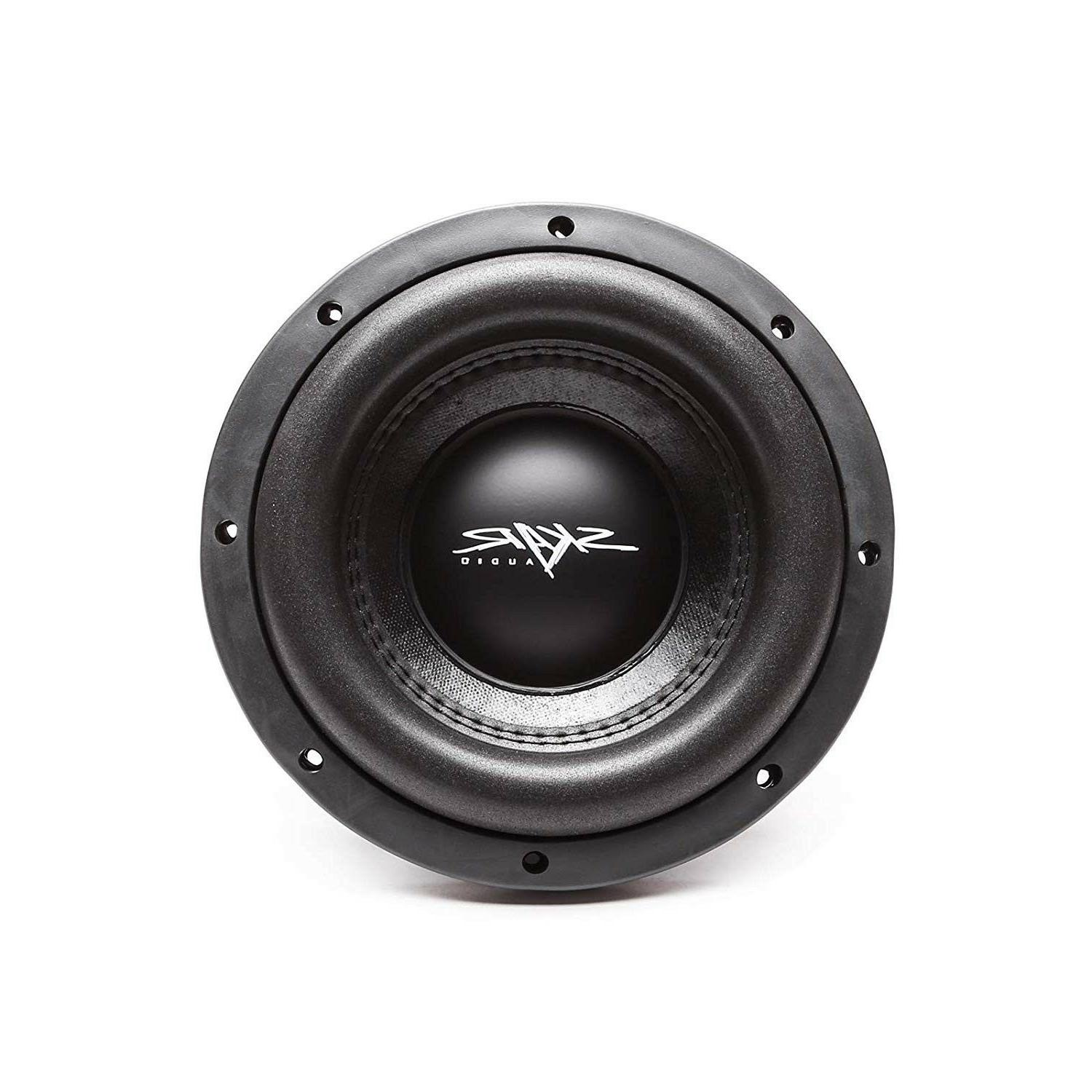 8 Inch Speaker Shallow-Mount 2 Car 600W Power