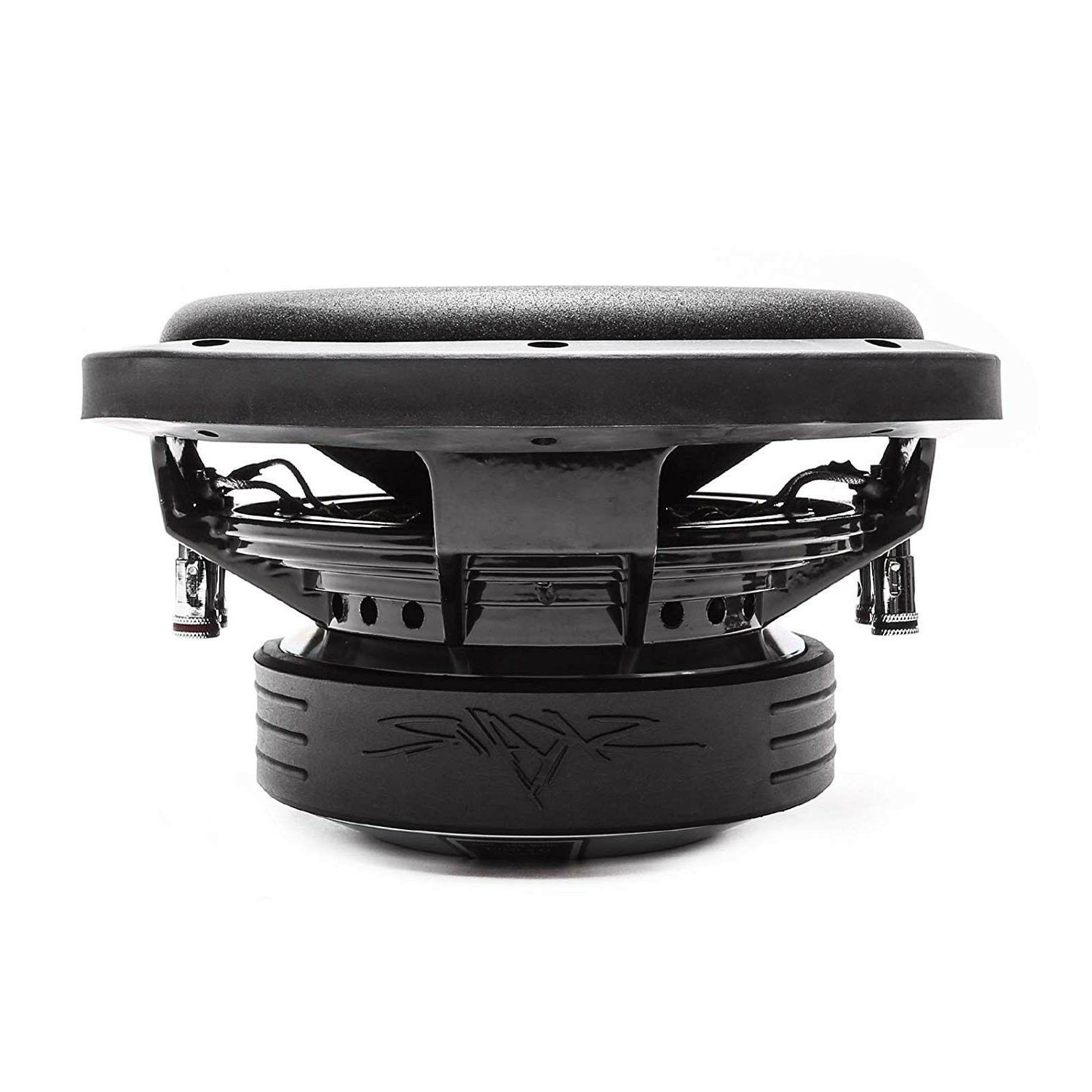8 Subwoofer Speaker Shallow-Mount Dual 2 Car Power