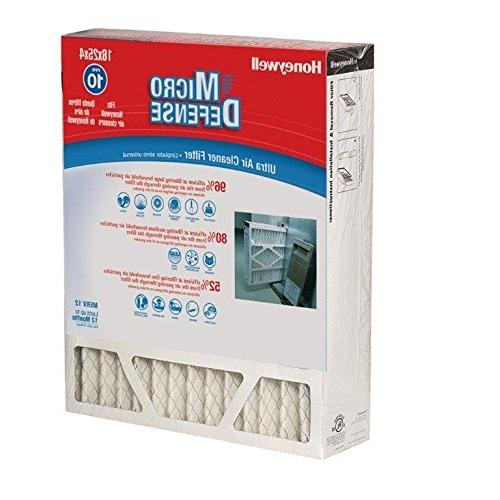 Honeywell Home 4-inch Ultra Efficiency Air Cleaner Filter, M