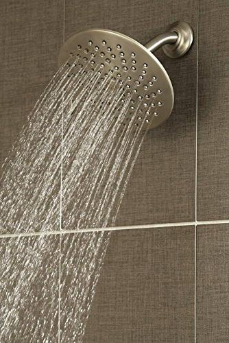 Moen Rainshower with Immersion Technology at GPM Flow Rate,
