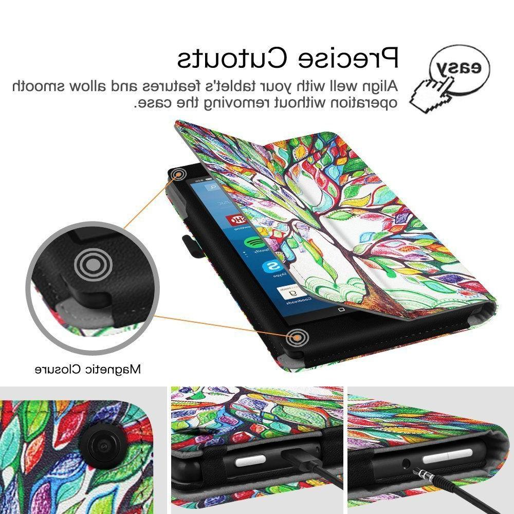 For HD 8 inch 8th Gen 2018 Case
