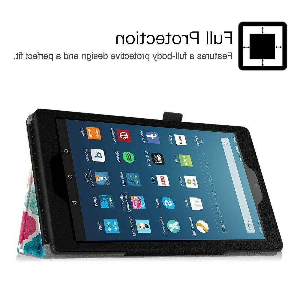 For All-New Amazon Fire Gen Tablet Case Cover